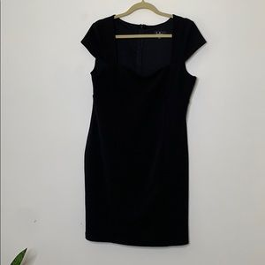 Lulus black dress XL